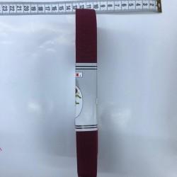 Bordo Lastik (2 cm.)
